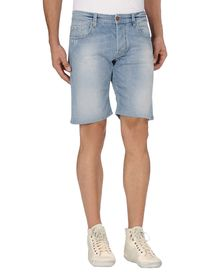 JEY COLE MAN - Denim bermudas