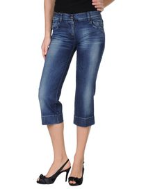DOLCE &amp; GABBANA - Denim capris