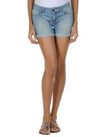 TWIN-SET Simona Barbieri - Denim shorts