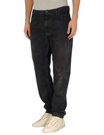DOLCE & GABBANA - Denim pants