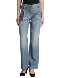SCERVINO STREET - Denim pants