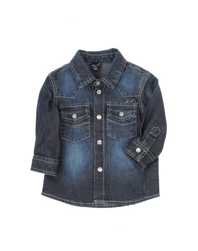U+E' - Denim shirt