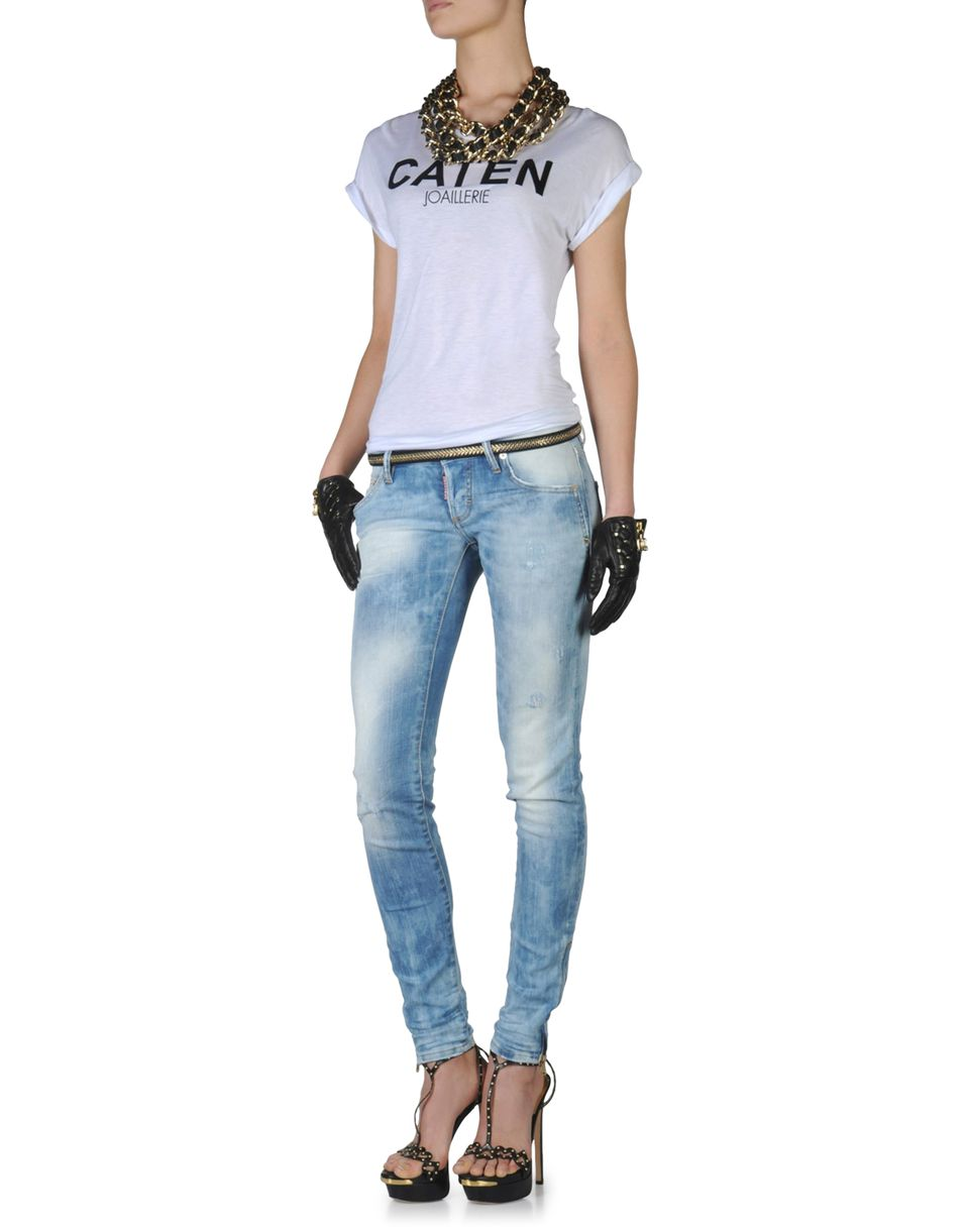 denim Woman Dsquared2