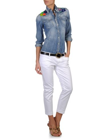 DSQUARED2 - Camicia jeans