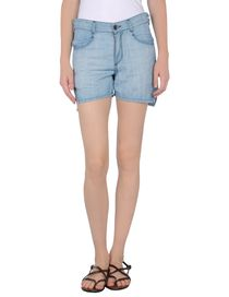 THEYSKENS' THEORY - Denim shorts