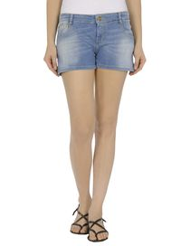 ONLY 4 STYLISH GIRLS by PATRIZIA PEPE - Denim shorts