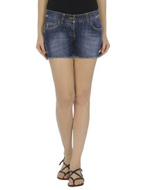 ADELE FADO - Denim shorts