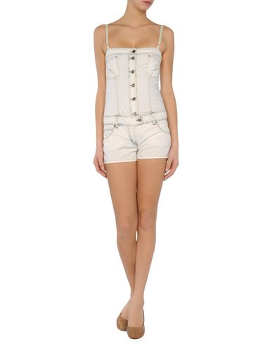 GALLIANO - Short dungaree