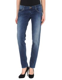 CALVIN KLEIN JEANS - Denim trousers