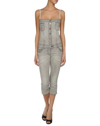 GALLIANO - Denim overall