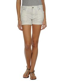 GALLIANO - Denim shorts