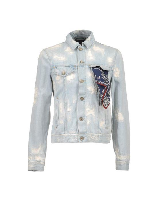 Купить Джинсовая куртка ARMANI JEANS в интернет магазине с доставкой. ARMA
