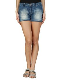 SUN 68 - Denim shorts