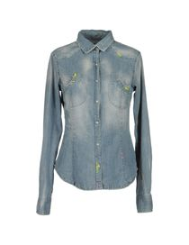 ADELE FADO - Denim shirt