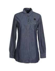 BLAUER - Denim shirt