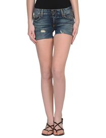 L' AUTRE CHOSE - Denim shorts