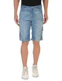 FRANKLIN & MARSHALL - Denim bermudas