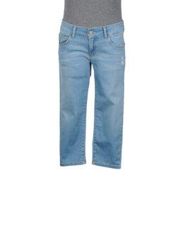 LIU •JO JUNIOR - ДЖИНСОВАЯ ОДЕЖДА - Джинсовые брюки