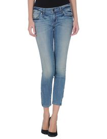 TWIN-SET GIRL - Denim capris