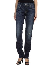 GF FERRE' JEANS - Denim trousers