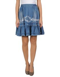 ERMANNO SCERVINO - Denim skirt