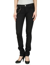 RALPH LAUREN BLACK LABEL - Denim pants