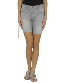 GET LOST - Denim bermudas