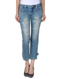 JACOB COHЁN PREMIUM - Denim capris