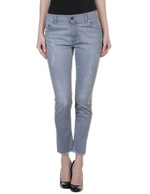 L' AUTRE CHOSE - Denim trousers