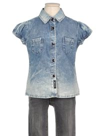 D&G JUNIOR - Denim shirt
