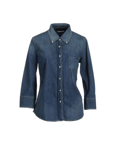 JACOB COHЁN - Denim shirt