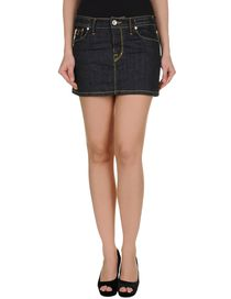 JACOB COHN - Denim skirt