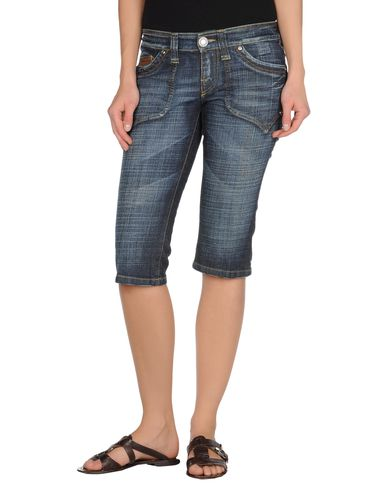 S.O.S by ORZA STUDIO - Denim bermudas