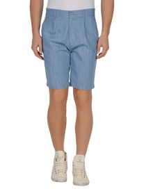 MISERICORDIA - Denim bermudas
