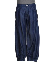 ARMANI JUNIOR - Denim trousers