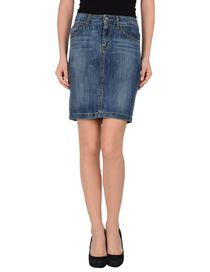 AJAY - Denim skirt