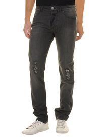 JOHN GALLIANO - Denim trousers