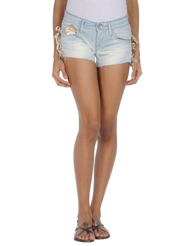FORNARINA - Denim shorts