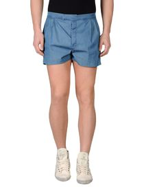 UMIT BENAN - Denim shorts