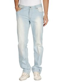 CLASS ROBERTO CAVALLI - Denim trousers
