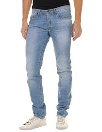 BIKKEMBERGS - Denim pants