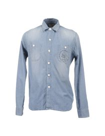 SPORTSWEAR REG. - Denim shirt