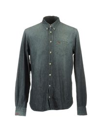 SUN 68 - Denim shirt