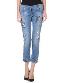 DENNY ROSE - Denim capris
