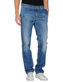 TRU TRUSSARDI - Denim trousers