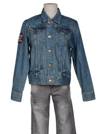 TOMMY HILFIGER - Denim outerwear