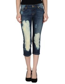 D&G - Denim capris