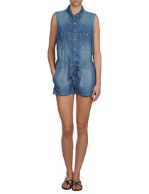 IRO - Denim dungaree