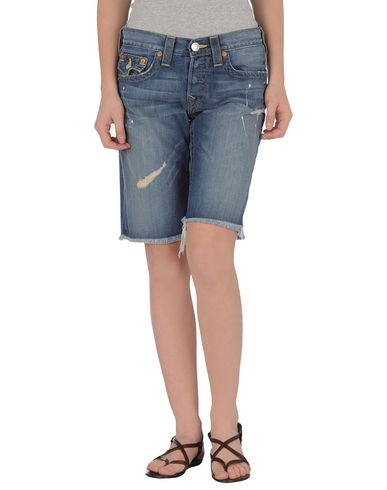TRUE RELIGION - Denim bermudas
