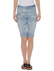 MELTIN POT - Denim bermudas